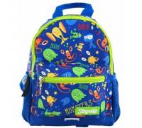 Рюкзак детский 1 Вересня K-16 Monsters (556579)