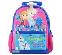 Рюкзак детский 1 Вересня K-16 Frozen (554754)