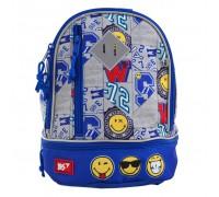 Рюкзак детский Yes K-21 Smiley World (556454)
