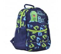 Рюкзак детский Yes K-20 Monsters (555502)