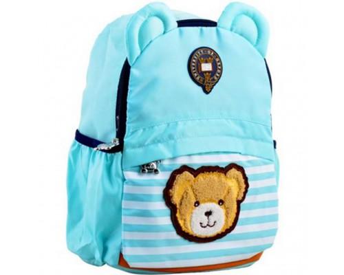 Рюкзак детский Yes j100 голубой (555716)
