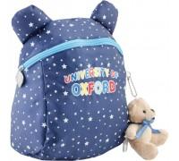 Рюкзак детский Yes OX-17 синий (554063)