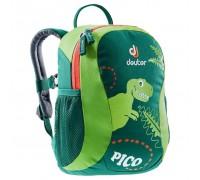 Рюкзак детский Deuter Pico 2234 alpinegreen-kiwi (36043 2234)