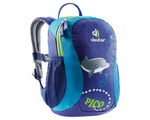 Рюкзак детский Deuter Pico 3391 indigo-turquoise (36043 3391)