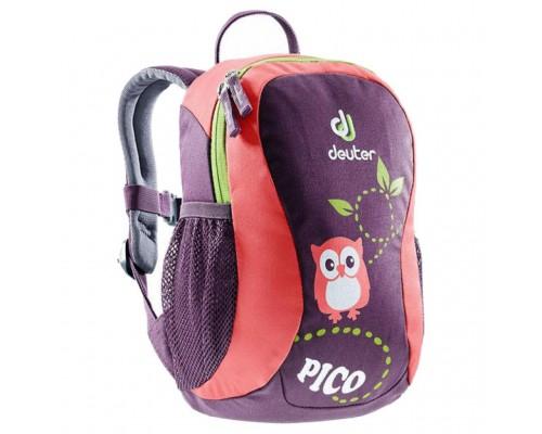 Рюкзак детский Deuter Pico 5534 plum-coral (36043 5534)