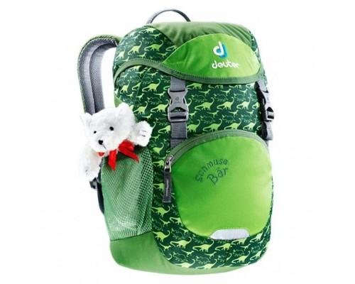Рюкзак детский Deuter Schmusebar 2009 emerald (3612017 2009)
