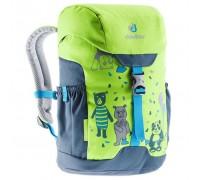 Рюкзак детский Deuter Schmusebar 2311 kiwi-arctic (3612020 2311)