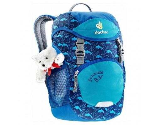 Рюкзак детский Deuter Schmusebar 3080 ocean (3612017 3080)