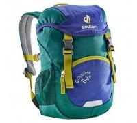 Рюкзак детский Deuter Schmusebar 3232 indigo-alpinegreen (3612017 3232)