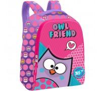 Рюкзак детский Yes К-37 Owl Friend (558525)