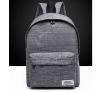 Рюкзак Jingpin (серый)