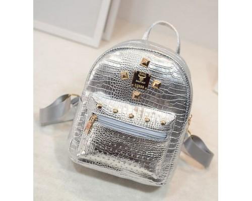 Рюкзак Mini (silver)