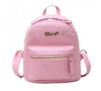 Рюкзак Fionsh (розовый) женский