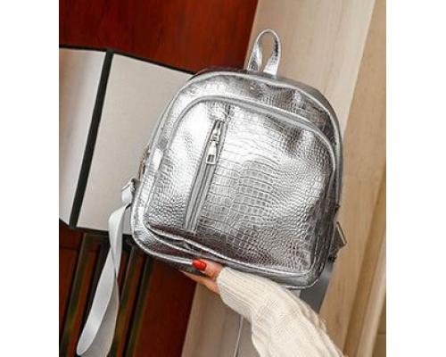 Рюкзак Mini 2 (silver)