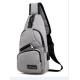 Мужские рюкзаки через плечо с одной лямкой